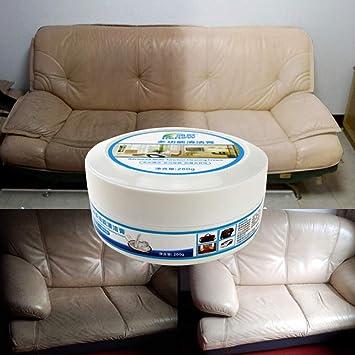 Limpiar Sofa Piel Blanco.Crema De Limpieza Hunpta 1 Paquete De Limpiador De Piel