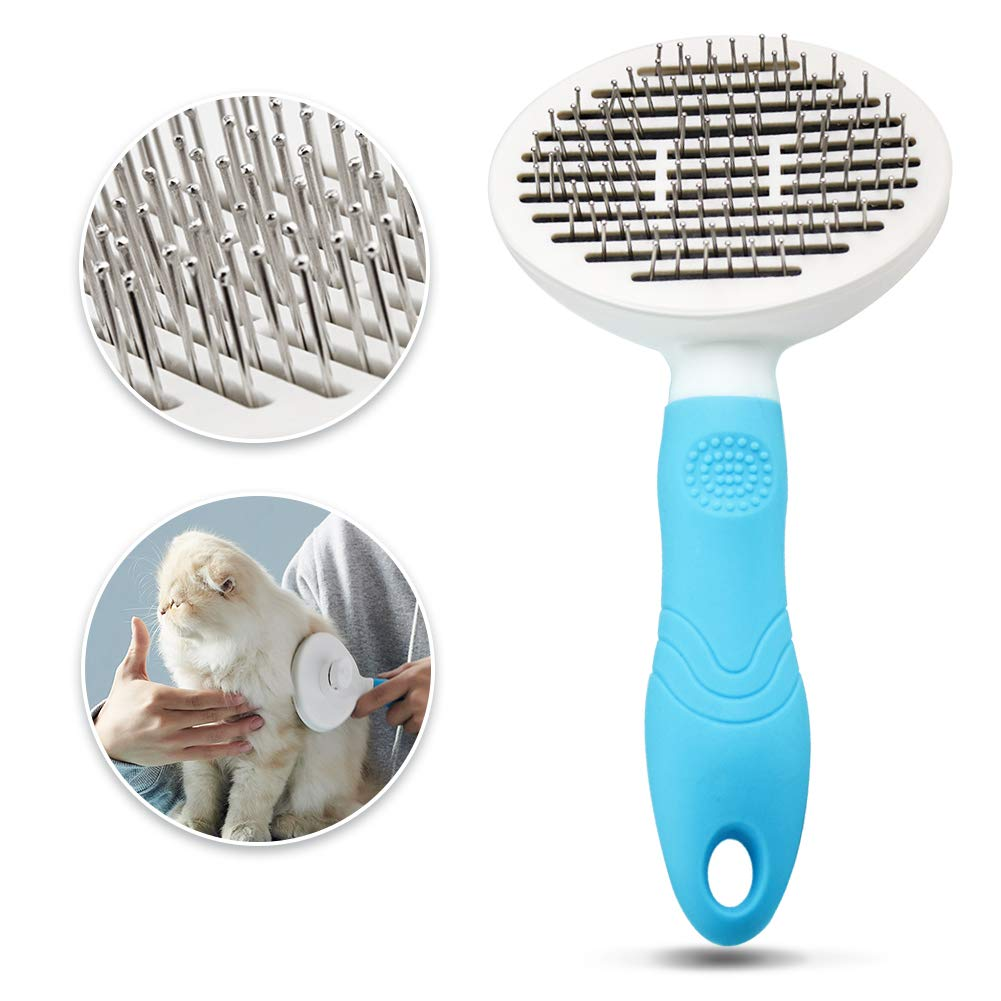 Great for grooming cats