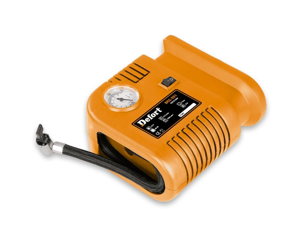 Defort DCC-251N Mini-compresseur automatique 12 V (Import Allemagne) 85%OFF