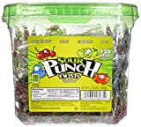 Sour Punch Twists, 4-Flavor Variety Pack, 44.48-Ounce Tubs (Pack of 2)