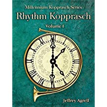 Rhythm Kopprasch: Volume I (Millennium Kopprasch Series) (Volume 1)