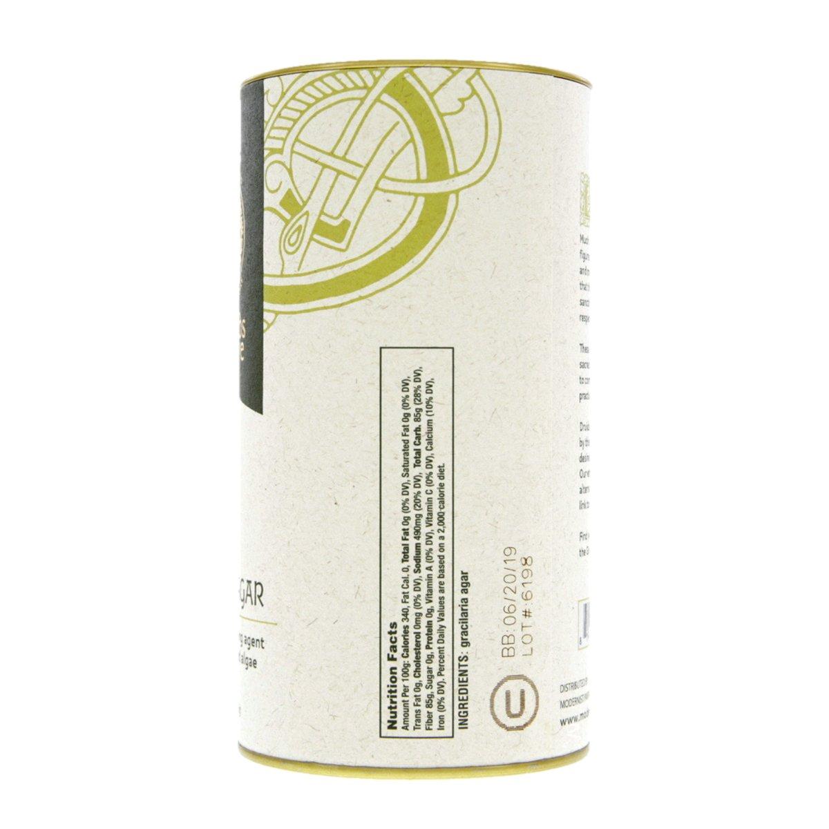 Druids Grove Super Agar ☮ Vegan ⊘ Non-GMO ❤ Gluten-Free ✡ OU Kosher Certified - 8 oz. by Druids Grove (Image #2)