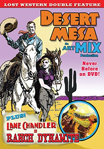 Lost Western Double Feature: Desert Mesa (1935) / Ranch Dynamite (1932)