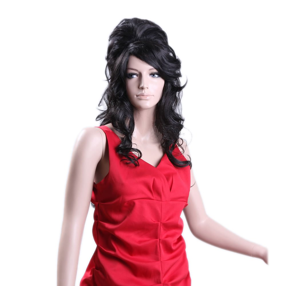 Amazon Amy Winehouse Wig Halloween Wig Synthetic Hair Wigs For