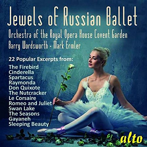 Jewels of Russian Ballet (Covent Opera Glasses)