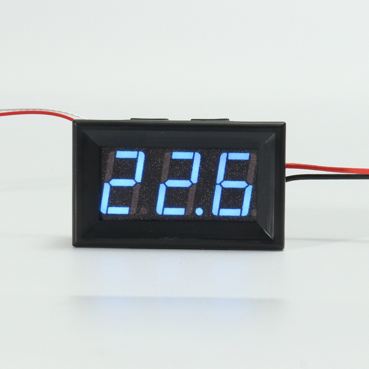 0.56inch 3 Bit -200~450℃ Digital LED Thermometer Temerature Tester PT100 Blue Backlight by GIMAX (Image #3)