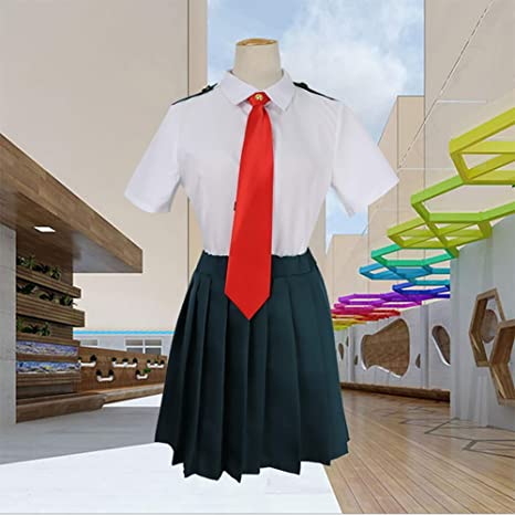 Anime Uniforme Cosplay Costume Disfraces para Adultos Mi Hero ...