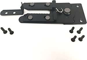 ProFurnitureParts - Sofa Sectional Couch Furniture Metal Connector W/ Screws and