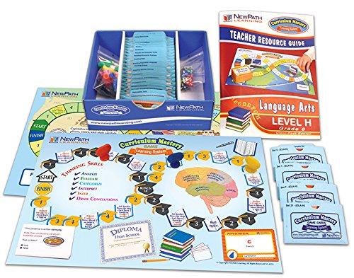 【驚きの値段で】 [ニューパスラーニング]New Game, Path Learning NewPath Learning B003RPPSUC Mastering Language Arts Curriculum Learning Mastery Game, Grade 810, [並行輸入品] B003RPPSUC, 京都祇園ボローニャパン:b7a08cd3 --- mrplusfm.net