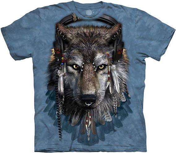 DJ Fen T Shirt Adult Unisex The Mountain