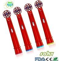 SOHV® estándar recambios cabezales para cepillos de dientes