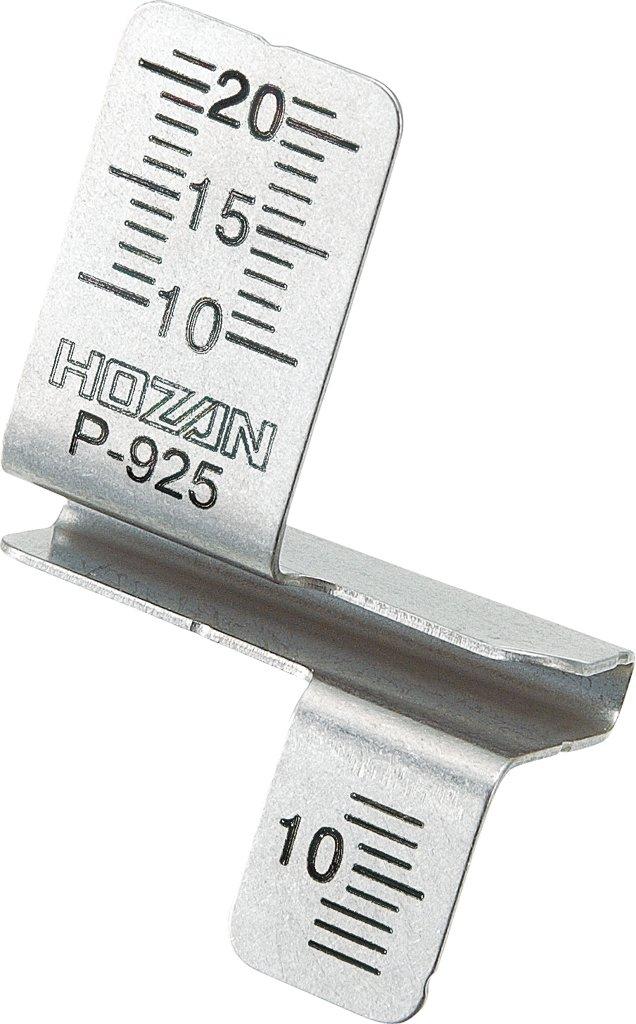 ホーザン(HOZAN) 合格ゲージ 電気工事士試験の時間短縮に 適応P-958/957 P-925