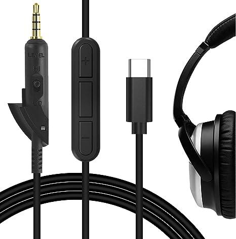 Geekria Quickfit Usb C Digital Zu Audio Kabel Mit Elektronik