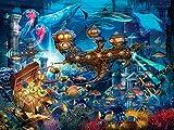 Ceaco Ciro Marchetti - Magical World - Atlantis Express Puzzle