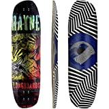 Rayne G-Mack Longboard Deck With Grip Tape