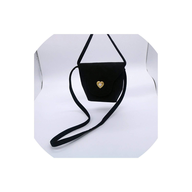 Retro Suede Love Pearl Bags...