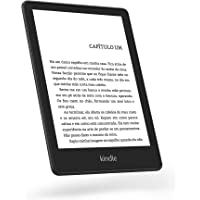 """Novo Kindle Paperwhite Signature Edition (32 GB): tela de 6,8"""", carregamento sem fio e luz frontal adaptável"""