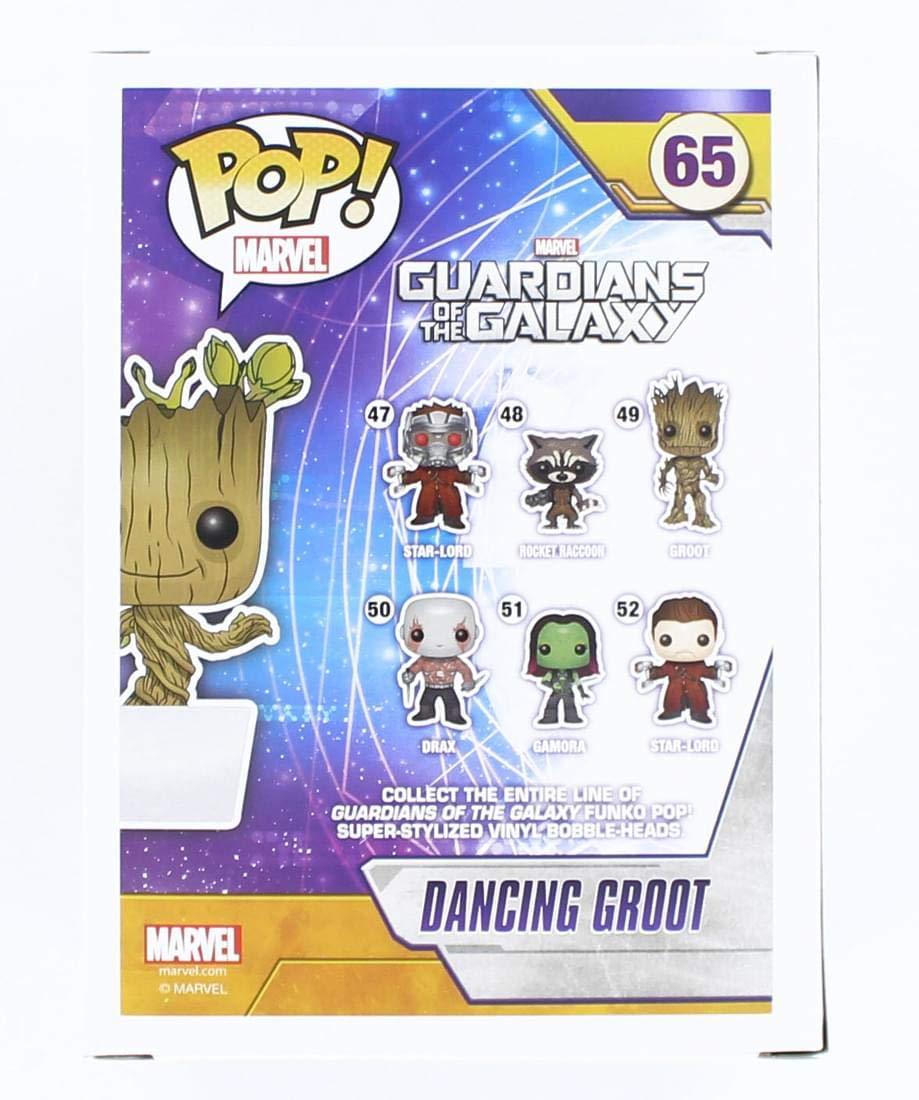 Les Gardiens de la Galaxie FunKo Pop ! Bobble-Head Dancing Groot