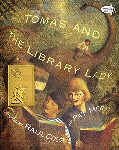 Tomas and the Library Lady (Dragonfly Books)