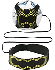 Soccer Trainer, Soccer Ball Training Aid to Improve Ball Control Skills - Individual Soccer Training Equipment for Adults n Kids, Handy Picks