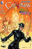 Catwoman (2011-) #32