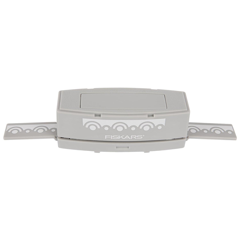 Fiskars 131 Cartouche Perforatrice de Lisière Interchangeable Arc-En-Ciel Blanc 1004692