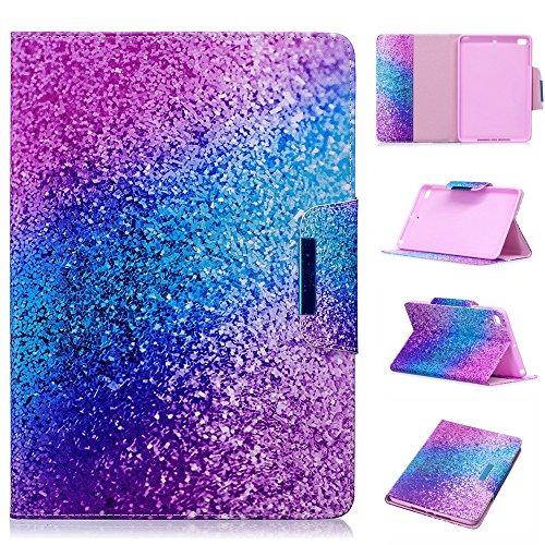 iPad Mini 1/2/3/4 Case,Painted PU Leather Magnetic Flip Smar