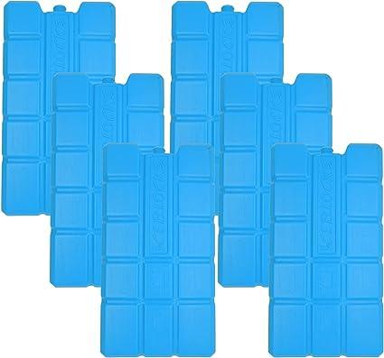 12 x 750 m Kühlakku  Kühlelemente für die Kühltasche oder Kühlbox Kühlakku