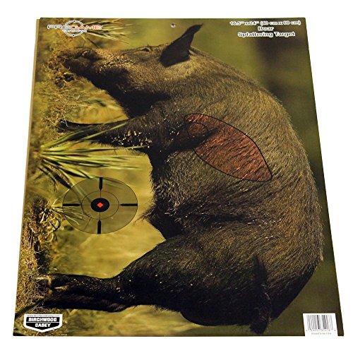 hog paper targets - 1