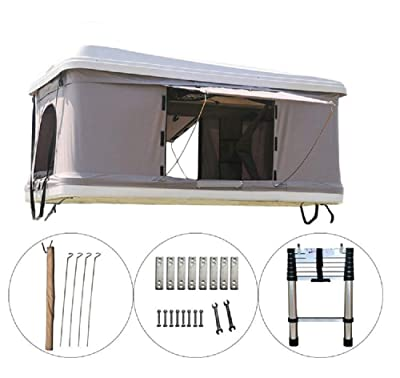 Danchel Outdoor Hard Shell Rooftop Tent
