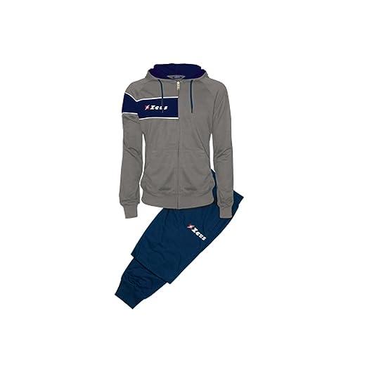 50 opinioni per Tuta Clio Rosso-Blu Zeus Corsa Sport Uomo Staff Running jogging Allenamento