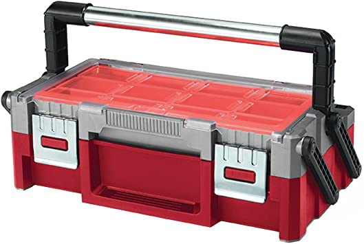 KETER CANTILEVER - Caja de herramientas (12 separadores): Amazon.es: Bricolaje y herramientas