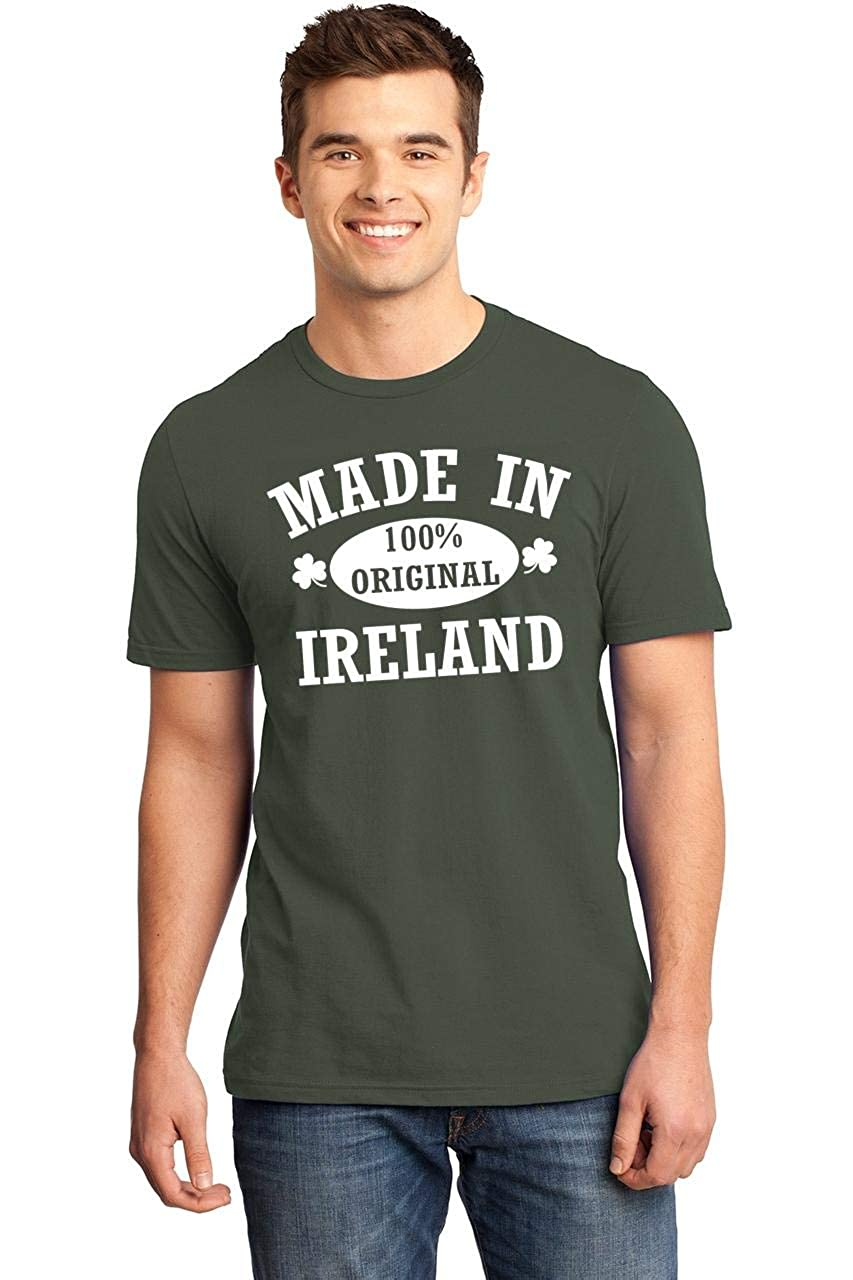 Comical Shirt Mens Made in Ireland Soft Tee