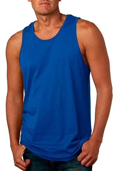 c99b4c6f7b427 Image Unavailable. Image not available for. Color  Next Level Apparel Mens  Premium Jersey Tank ...