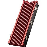 QIVYNSRY M.2 heatsink 2280 SSD dubbelzijdige koellichaam met thermische siliconen pad voor PCIE NVME M.2 SSD of NGFF…