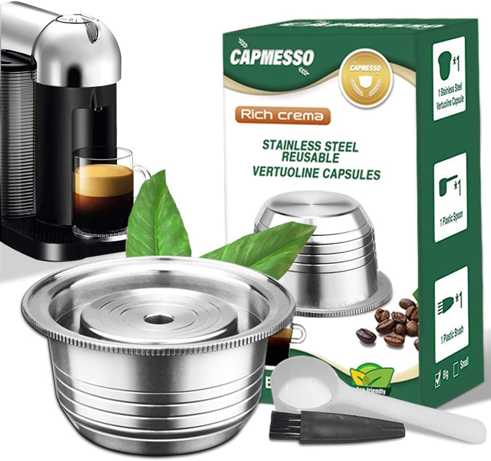 The Best Verismo Refillable Pod