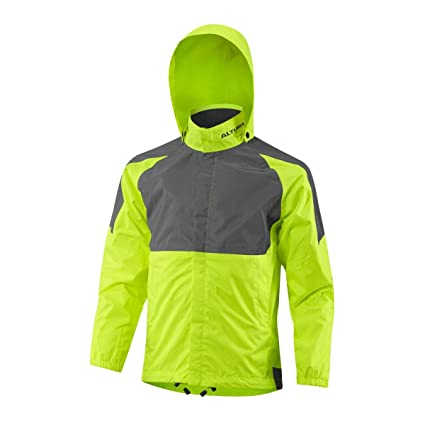 040deb0d1 ALTURA Youth NIGHTVISION 3 Waterproof Jacket 2017: HI-VIZ Yellow Age 7-9