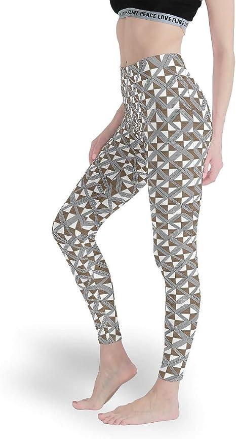 Chanpin - Leggings para Mujer, sin Costuras, de algodón, para ...