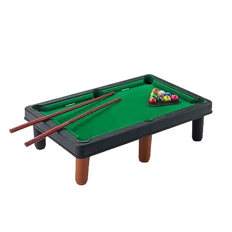 Putars - Juego de mesa de billar para niños y adultos, juguete ...
