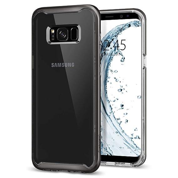 factory authentic 09820 af0ed Amazon.com: Spigen Neo Hybrid Crystal Designed for Samsung Galaxy S8 ...