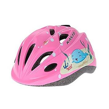 Casco de bicicleta para niños, lommer Delfín diseño de casco infantil – Casco para