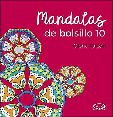 MANDALAS DE BOLSILLO 10 N.V. PUNTILLADO