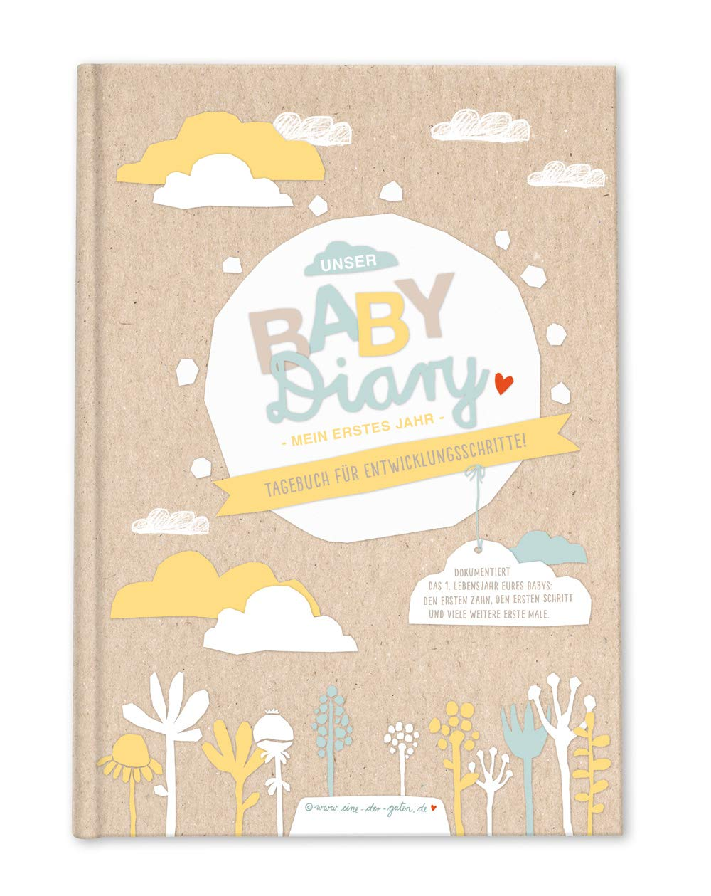 Blau Türkis Xxl Babytagebuch Elefant Auto Junge Mädchen Baby