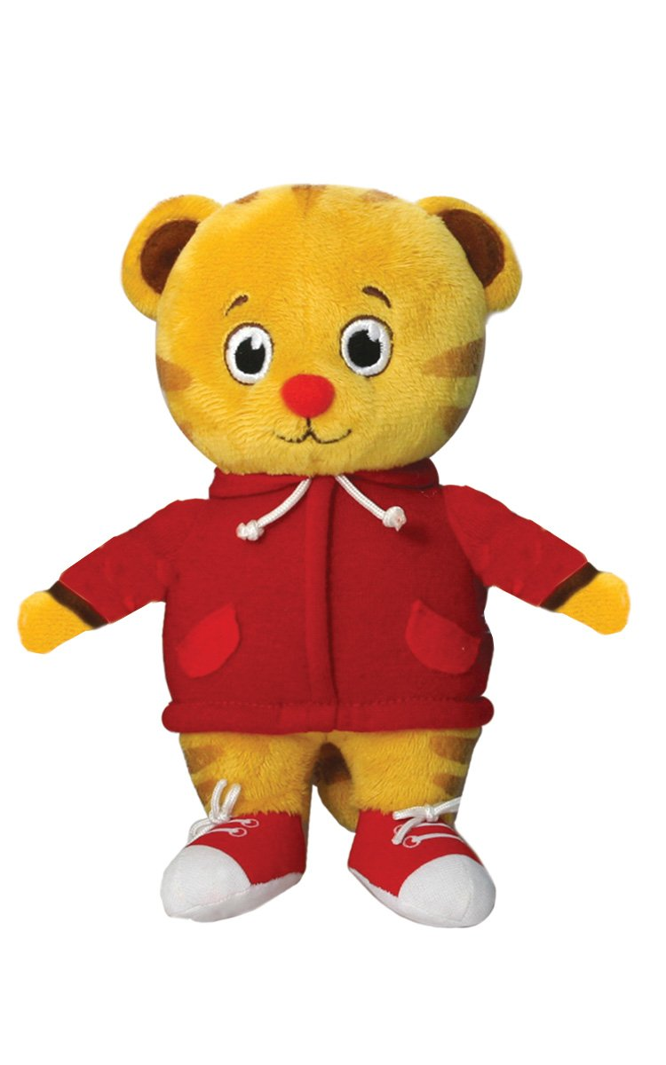 Daniel Tigers Neighborhood Daniel Tiger Mini Plush