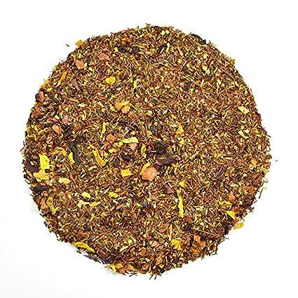LaCasadeTé - Rooibos melocotón - Envase: 100 g: Amazon.es: Alimentación y bebidas