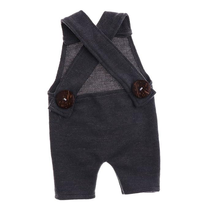 Magideal Baby Fotografie Requisiten Häkeln Outfits Neugeborenen