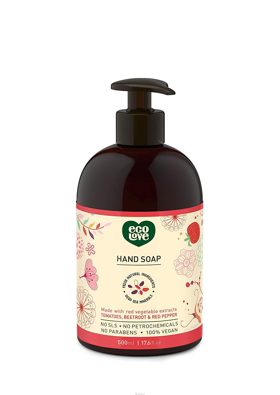 Amazon Com Ecolove Liquid Hand Soap With Organic