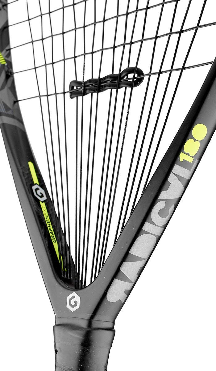 3 5//8 and 3 7//8 Grip Available HEAD Graphene Radical XT 160//170//180 Racquetball Racquet Series,