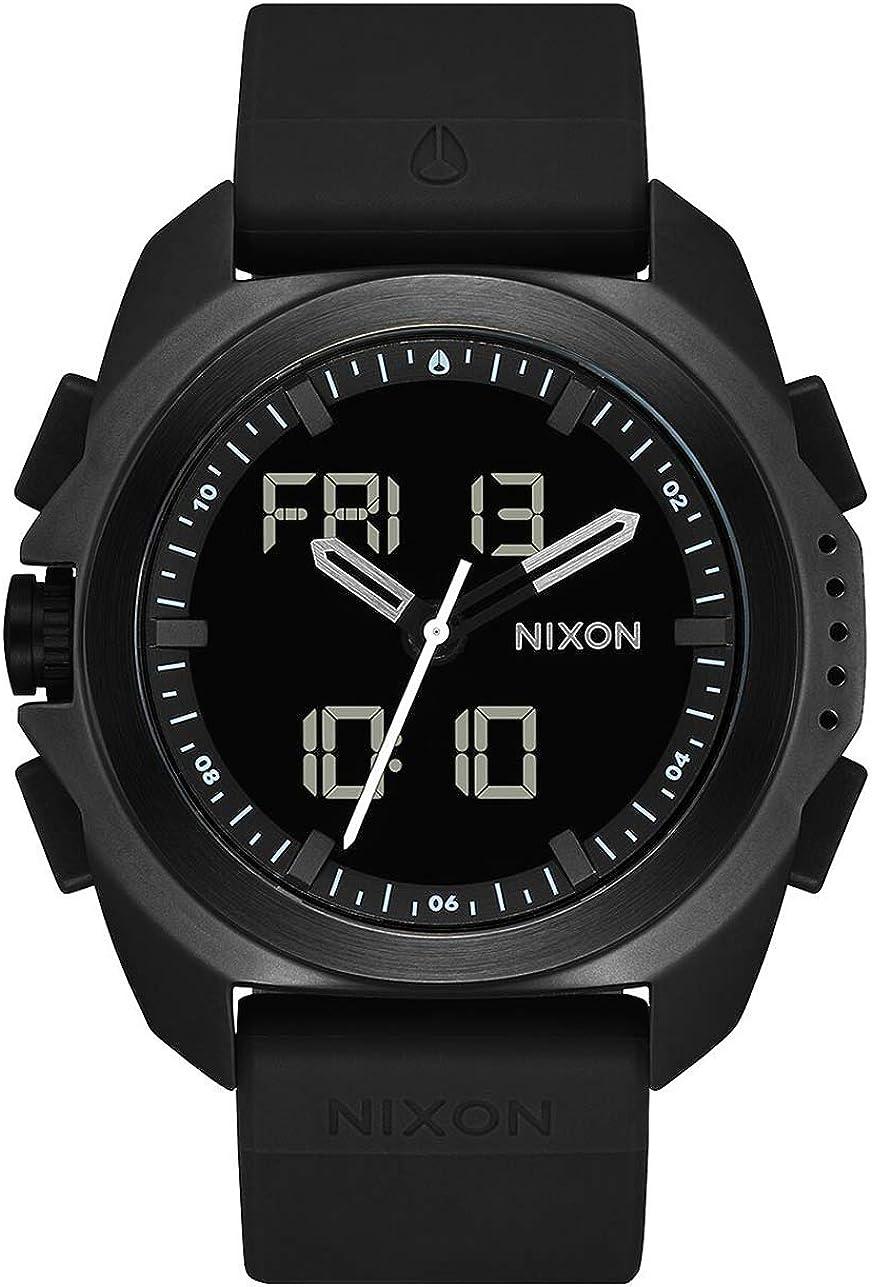 Nixon Ripley Black One Size: Amazon.es: Relojes