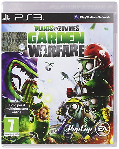 PS3 PLANTS V ZOMBIES GARDEN WARFARE by Electronic Arts (The Best Zombie Games For Ps3)